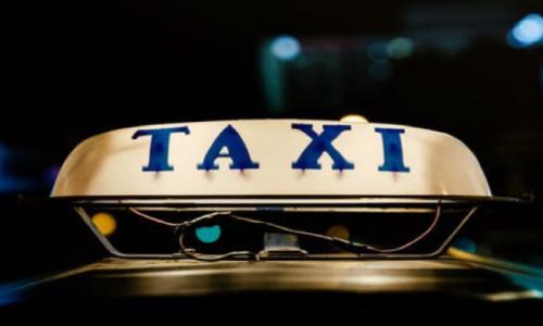 タクシーcab1